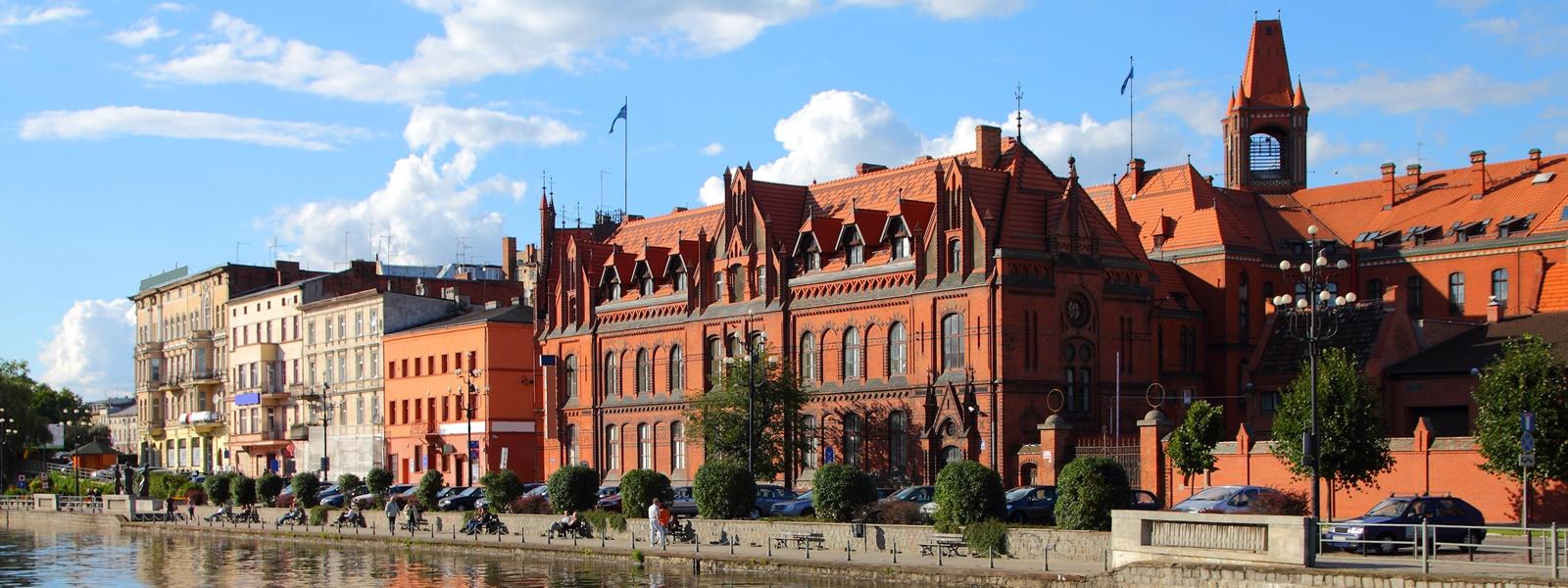 Odwiedź Bydgoszcz
