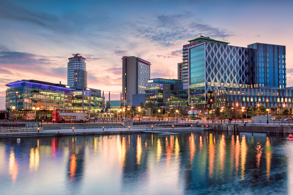 Cheap Plane Train Coach And Bus Tickets To Manchester Goeuro