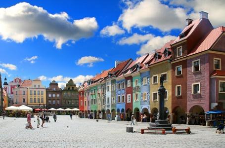 Odwiedź Poznań