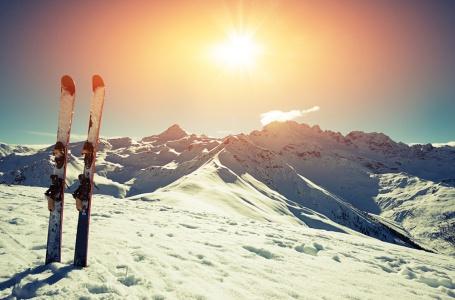 Urlop na nartach