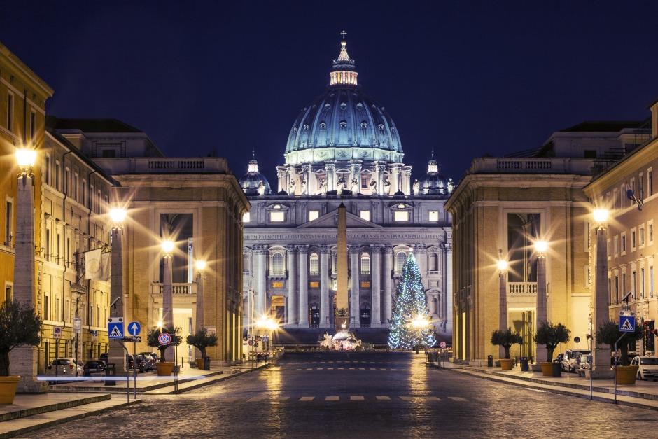 Roma navidad