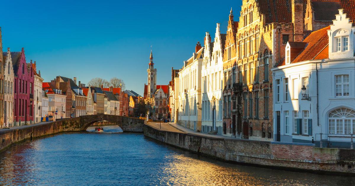 Transports pour aller de Hanovre vers Bruges - Bruges -