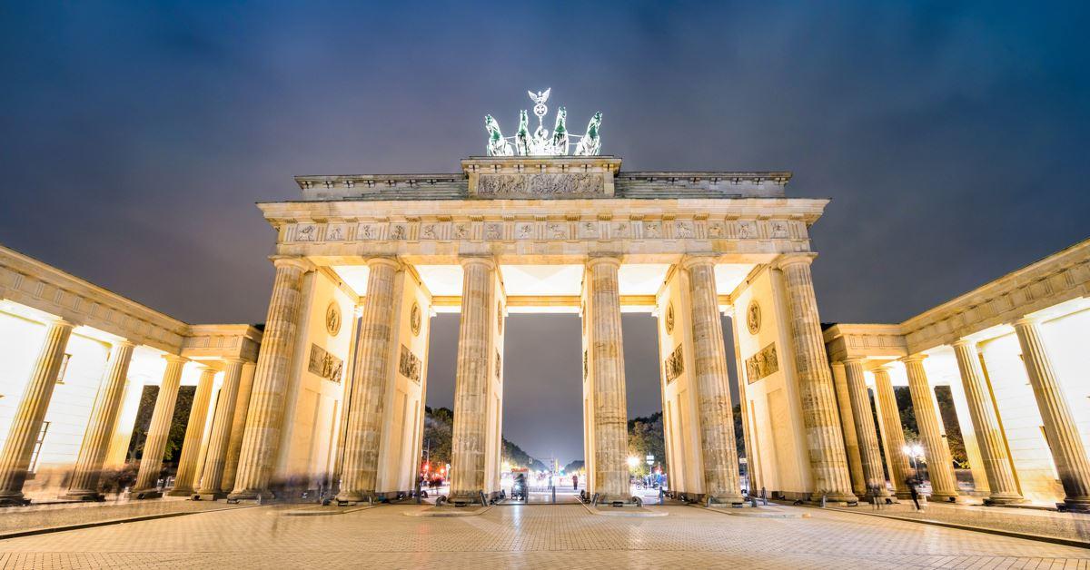De Schladming vers Berlin - Berlin -