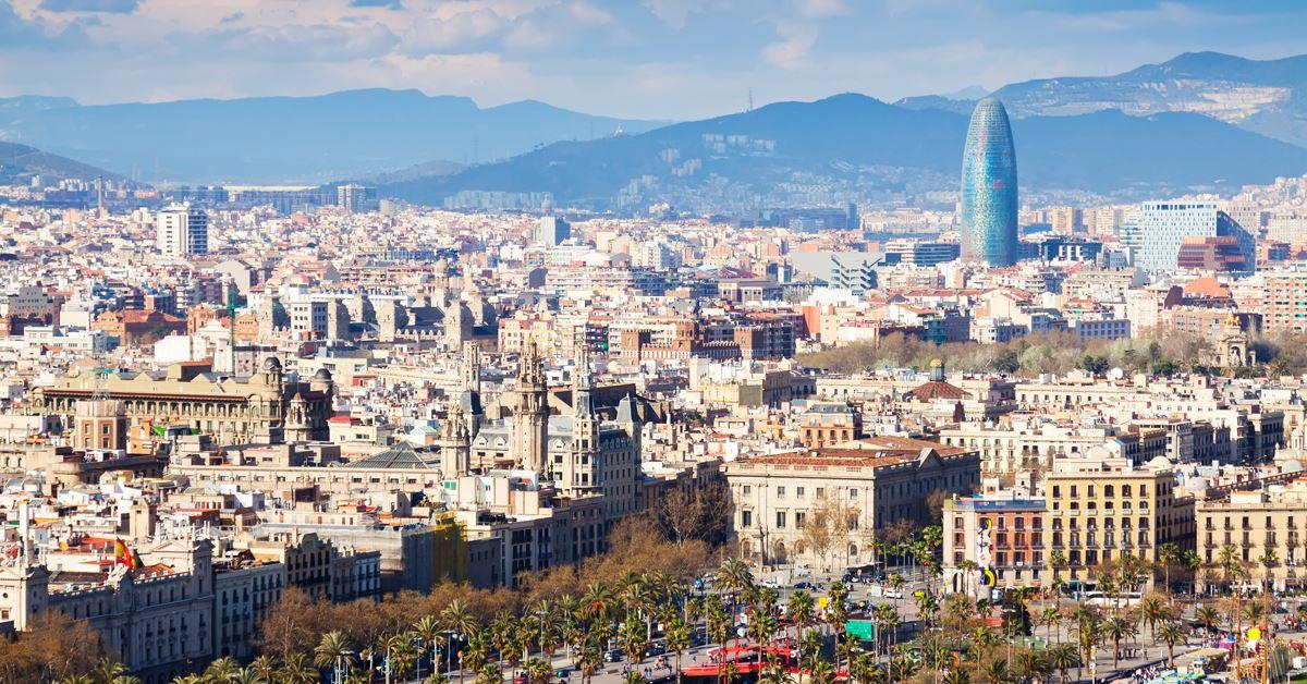 Transports pour aller de Burgos vers Barcelone - Barcelone -