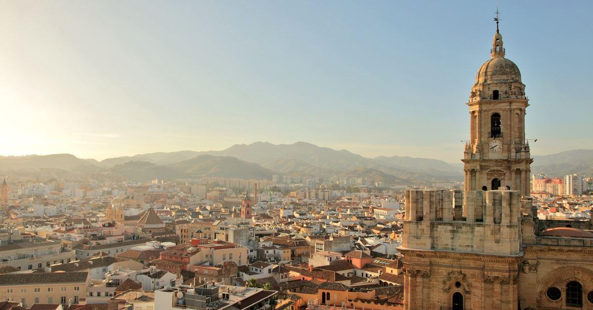 Transports pour aller de Saint-Jacques-de-Compostelle vers Málaga - Málaga -