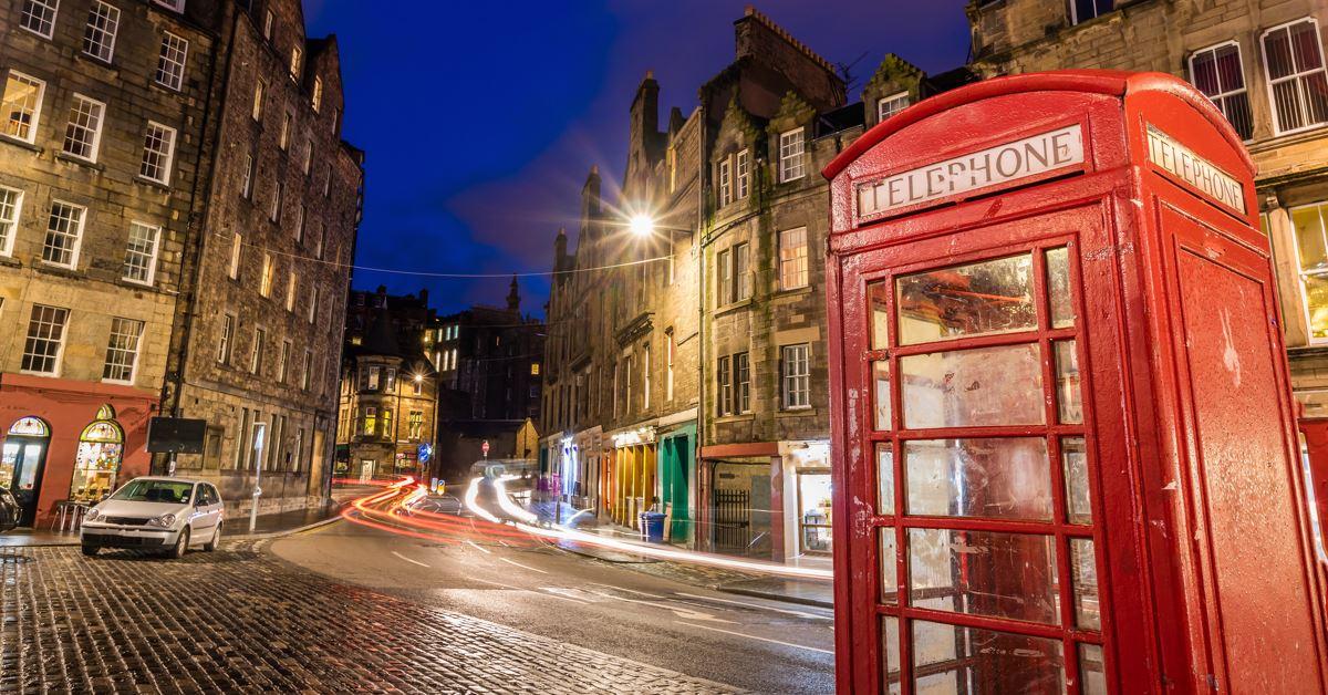 Transports pour aller de Darlington vers Édimbourg - Édimbourg -