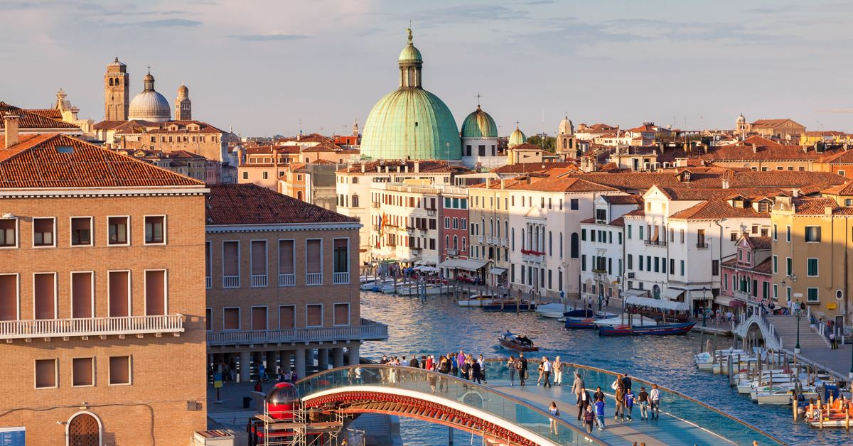 Transports pour aller de Foggia vers Venise - Venise -