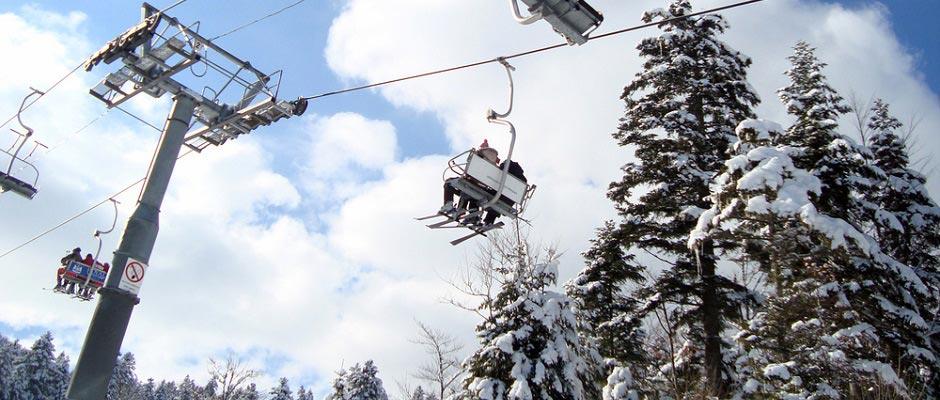 Skifahren in Bjelasnica