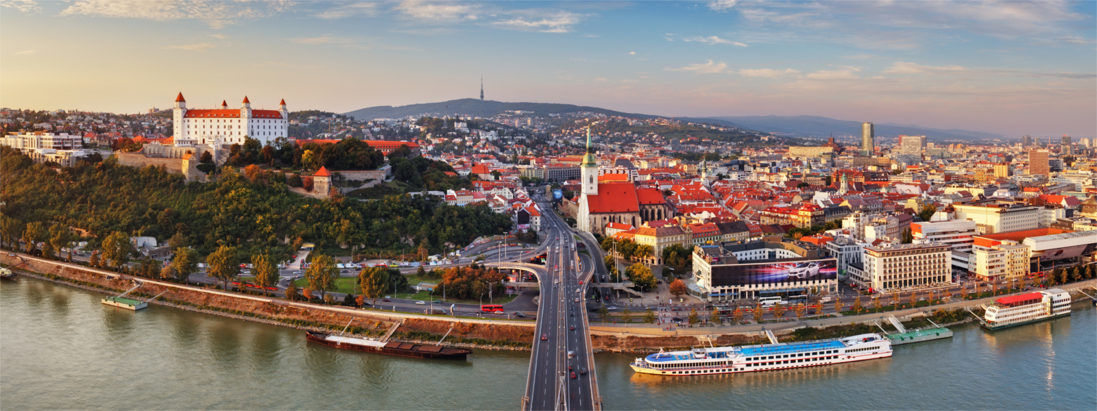 Cheap Plane Train Coach And Bus Tickets To Bratislava