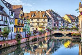 Trains Strasbourg Colmar