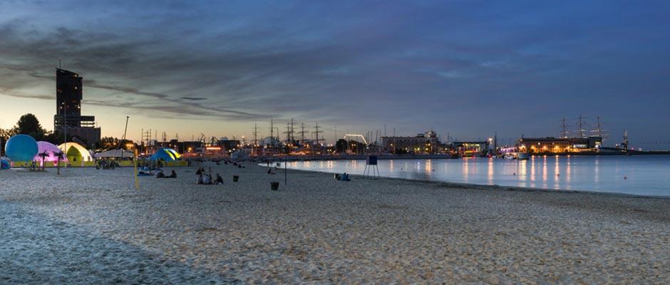 Odwiedź Gdynię