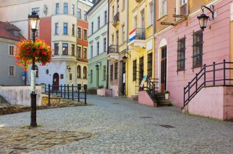 Odwiedź Lublin