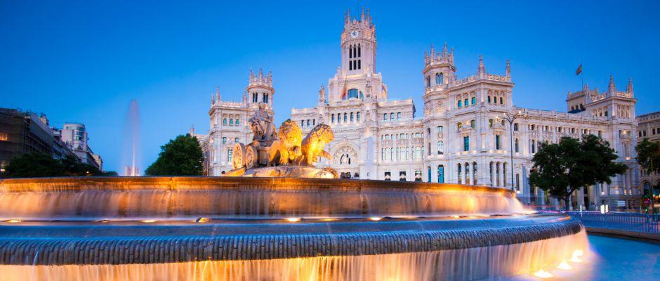 Мадрид и окрестности