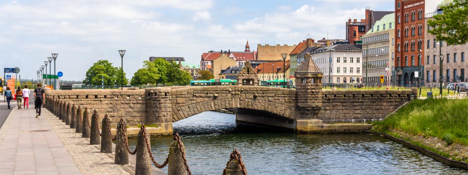 Malmö centrum