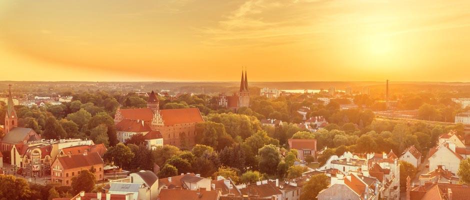Odwiedź Olsztyn