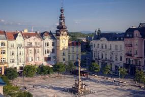 Autobusem z Prahy do Ostravy