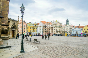 Autobusem z Prahy do Plzně