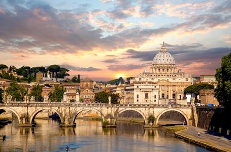 Odwiedź Rzym