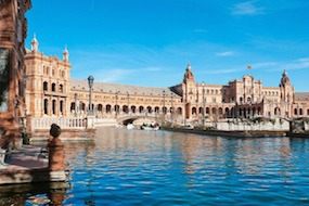 Cheap trains to Seville