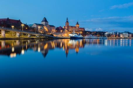 Odwiedź Szczecin