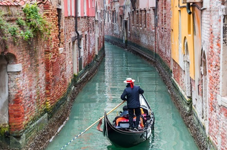 Benátky - Itálie