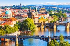 Vlakem z Prahy do Ostravy
