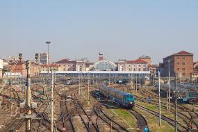 Estación de Torino Porta Nuova