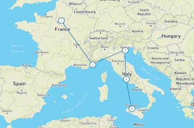 How Do I Know If I Need A Eurail Pass GoEuro - Is spain in france
