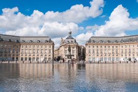 SNCF tåg från Paris till Bordeaux