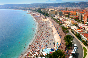 SNCF Trains from Marseille to Nice