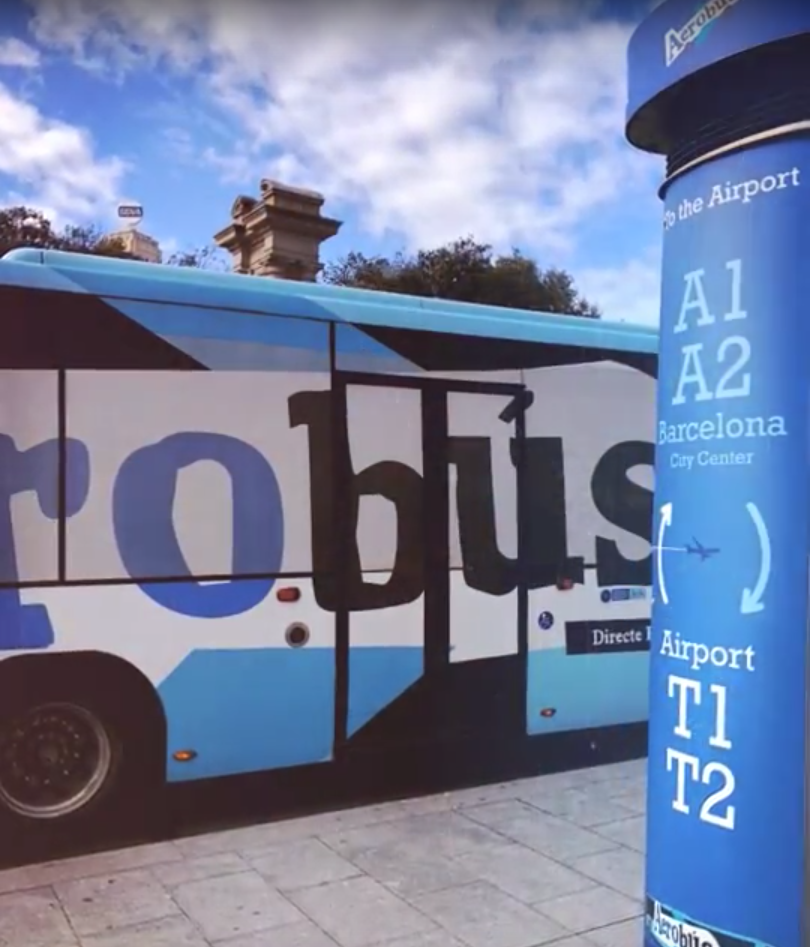 Aerobus Barcelona Flughafen