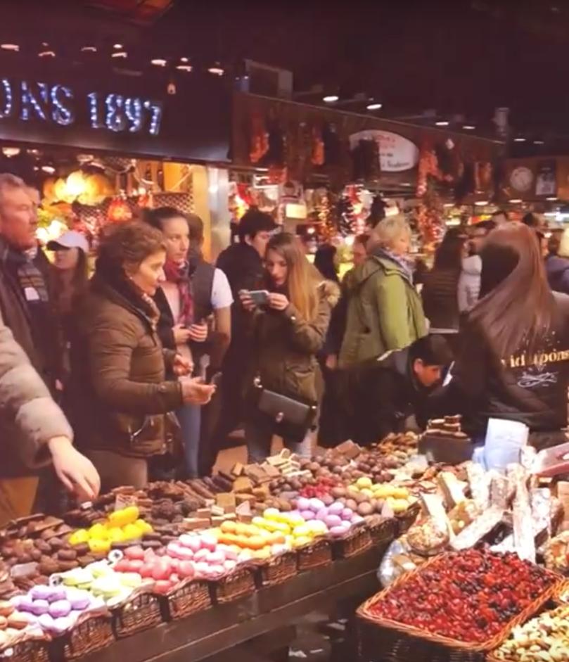 Lokale Produkte Barcelona