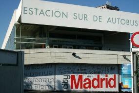 Estacion Sur de Madrid