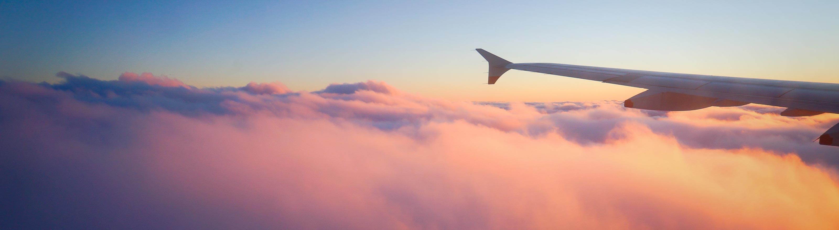How many flights to Spain