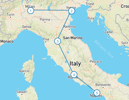 Planning the Perfect Trip to Italy GoEuro