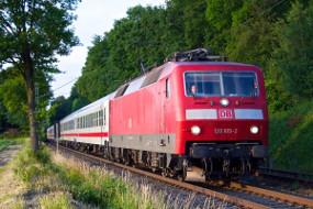 trens europa