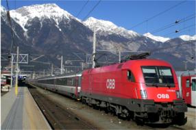 Intercity der ÖBB