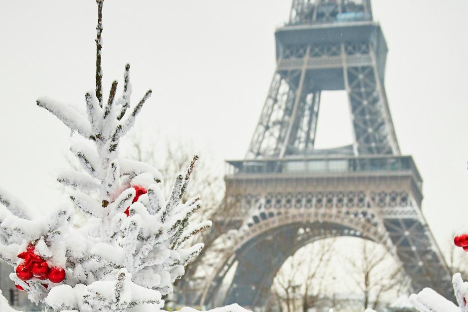 París navidad