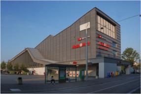 Bahnhof SBB Basel