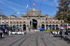 Bahnhof SBB Zürich