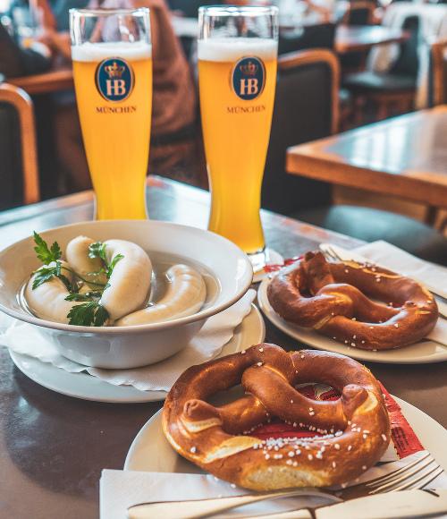 bayrisches Frühstück