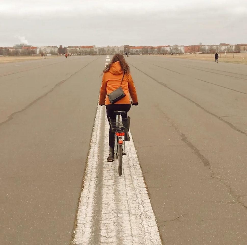 Tempelhofer Feld Fahrrad