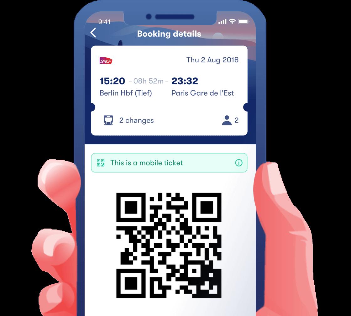 Download the Free App | Omio (GoEuro)